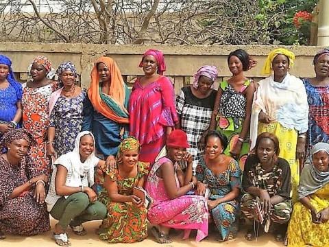photo of Mame Rokhaya Djeule's Group