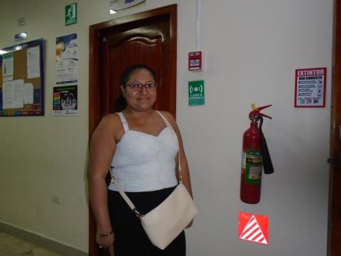 photo of Maria Jessenia
