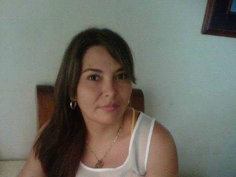 photo of Claudia Patricia