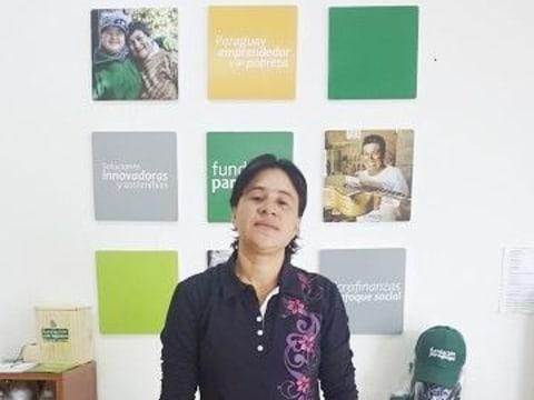 photo of Jorgelina
