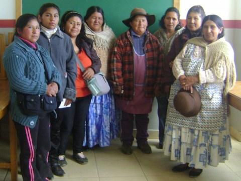 photo of Mujeres Del Alba Group