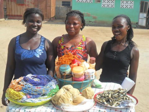 photo of Elizabeth's Group