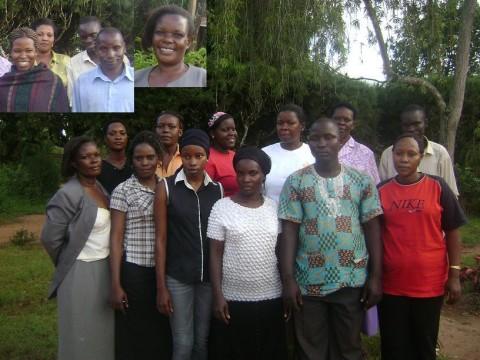 photo of Beatrice's Group