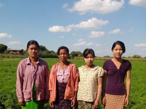 photo of Koe Shin Kyun-1 (D) Village Group