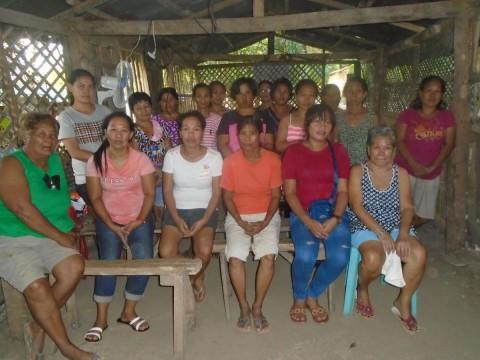 photo of Center 25 Maytubig Women'S Association Group