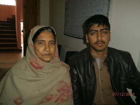 photo of Khudija