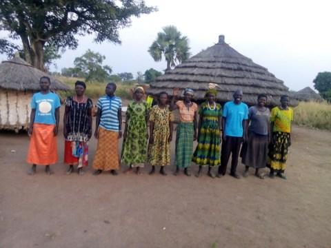photo of Ogen Rwot Farmers Group