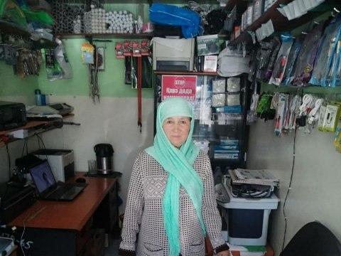 photo of Arzugul
