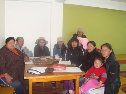 photo of Mapit Sartasiñani Group