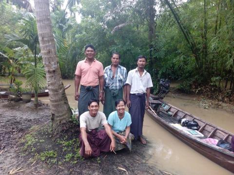 photo of Sit Kone Village Group