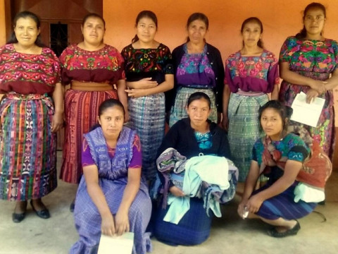 photo of Mujeres Kaqchiqueles Paley Group