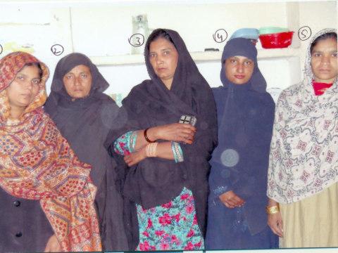 photo of Tasleem's Group
