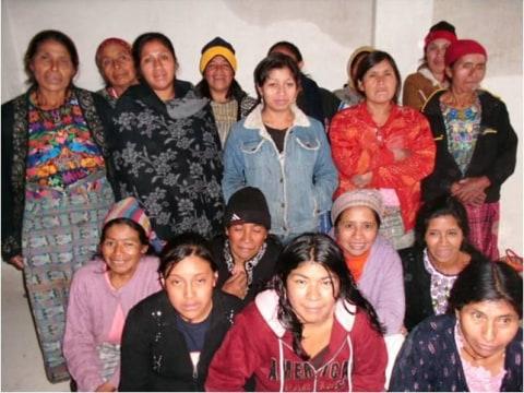 photo of Gaviotas De Chuixac Group