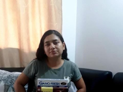 photo of Diana Patricia