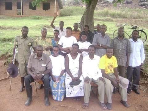 photo of Nyakabare Bakyar Twekundire Group, Ntungamo