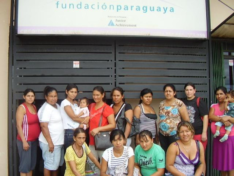 photo of Flor De Mburukuya Group
