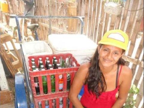 photo of Miriam Gladys