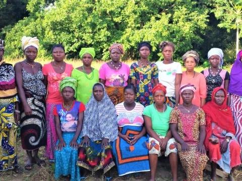photo of Woria's Survivors Group
