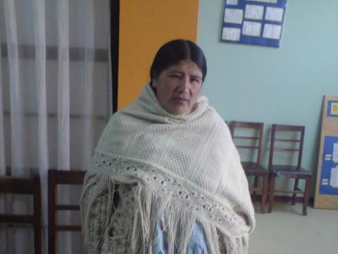photo of Gumercinda