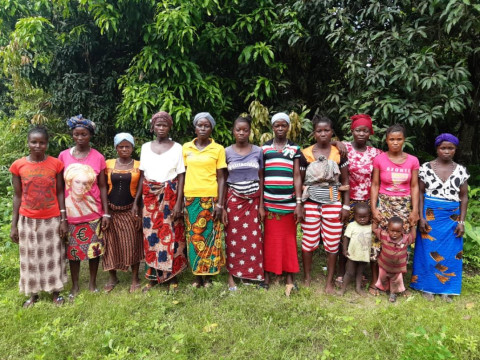 photo of Naomi's Best Female Farmers Group
