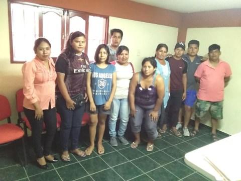 photo of Yap Los Trabajadores Group