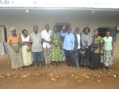 photo of Rwensenene Kweterana Group