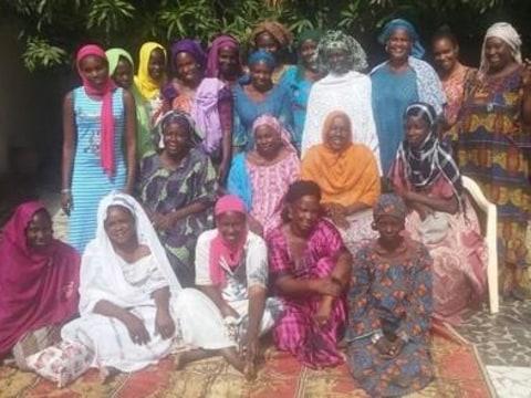 photo of Nanguolindande Group