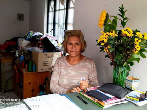 photo of Luz Maria