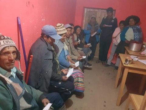 photo of Munay Ñusta De Chacabamba Group