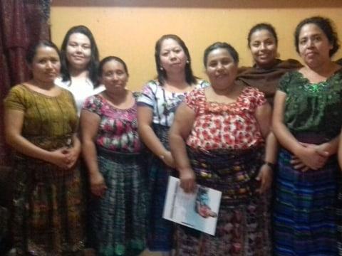 photo of Maria De Asuncion Group