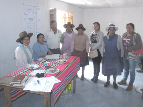 photo of Inmaculada Concepcion De Pacca Group