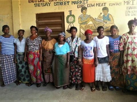 photo of Kadiatu's Lady Traders Group