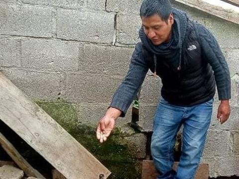 photo of Olger Patricio