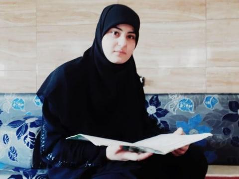 photo of Zahraa