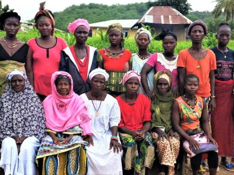photo of Sira's Perseverance Farmers Group