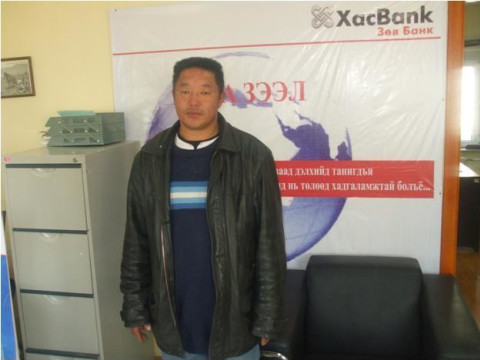 photo of Yondonpuntsag