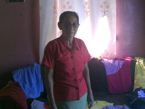 photo of Maria Domitila