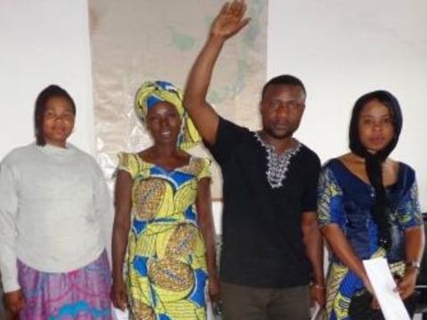 photo of Amka Tujenge B Group
