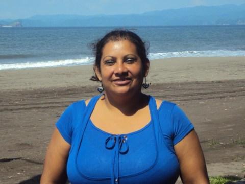 photo of Cristina María