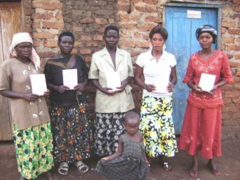 photo of Kihara Mothers 2 Rachael Namahe Group