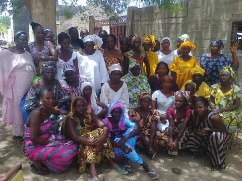 photo of Aida's Group