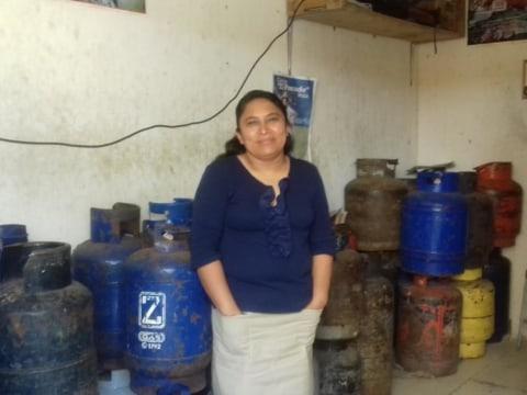 photo of Belia Maritza
