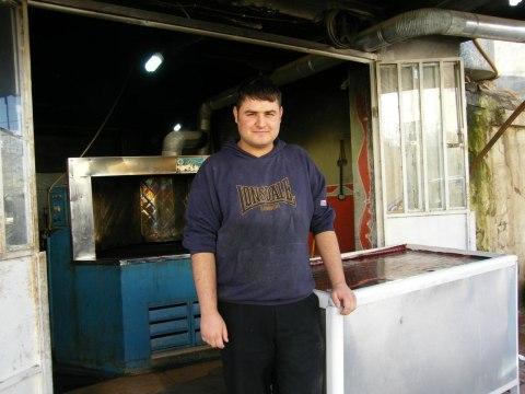 photo of Rebaz