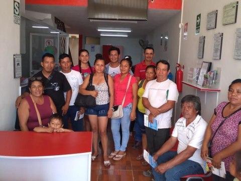 photo of Los Angeles De Piura Group