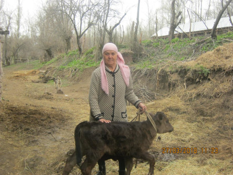 photo of Ayimzhan