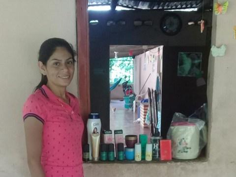 photo of Brenda Auxiliadora