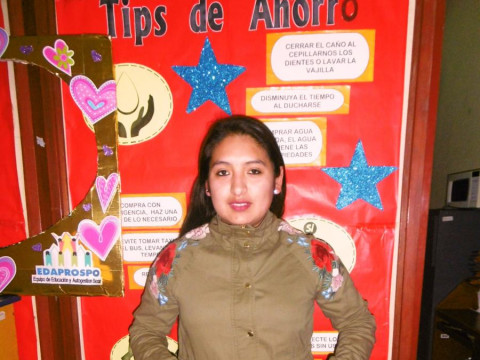 photo of Jenifer Milagros