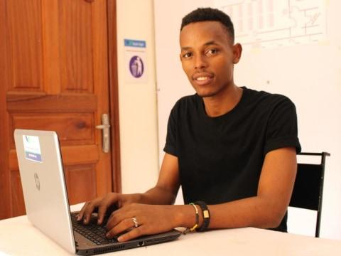 photo of Mussa Hassan