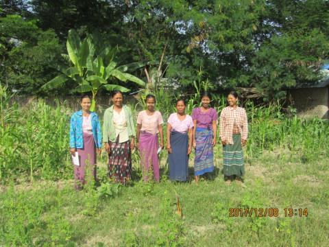 photo of Nwar Htein(1)A Village Group