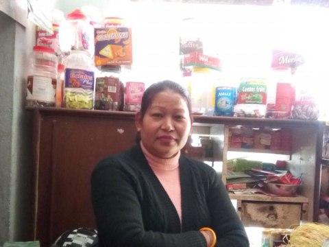 photo of Shova Kumari